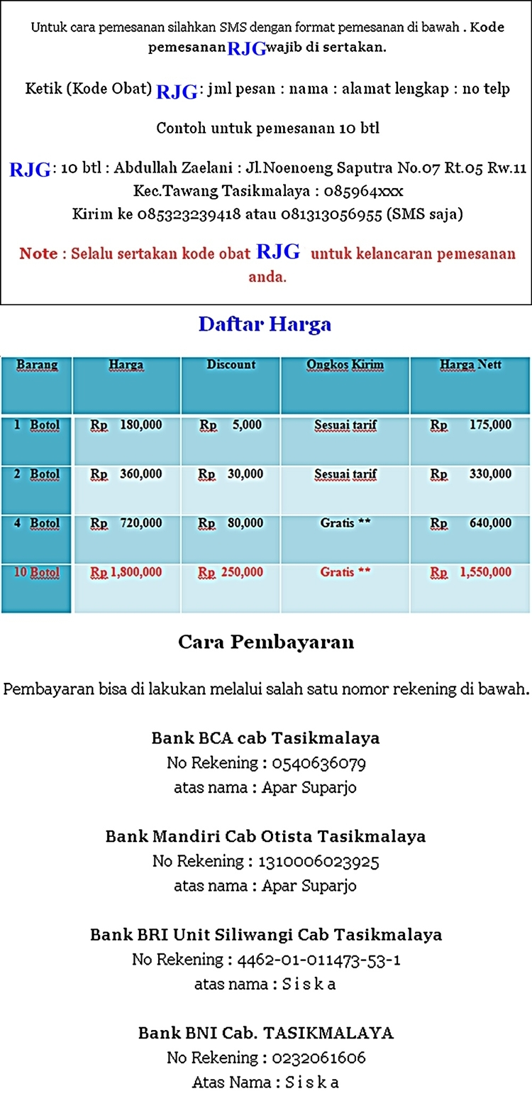 Obat Herbal Parkinson